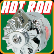 Hot Rod Alternators